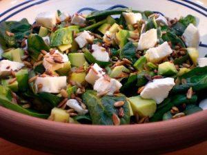 sunde salater